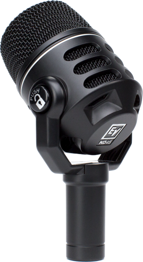 EV ND46 Dynamic Supercardioid Instrument Microphone