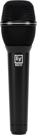 EV ND86 Dynamic Supercardioid Vocal Microphone