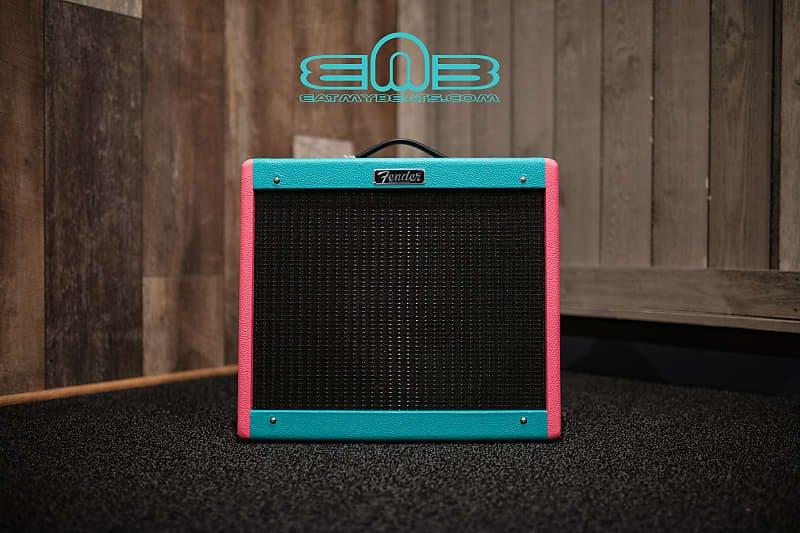 Fender Limited Edition L.A. Vice Blues Jr IV Combo Amp