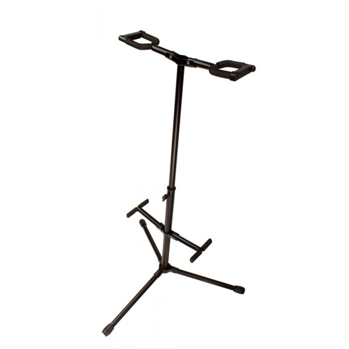 JamStands by Ultimate Support JS-HG102 Double Guitar Hanger