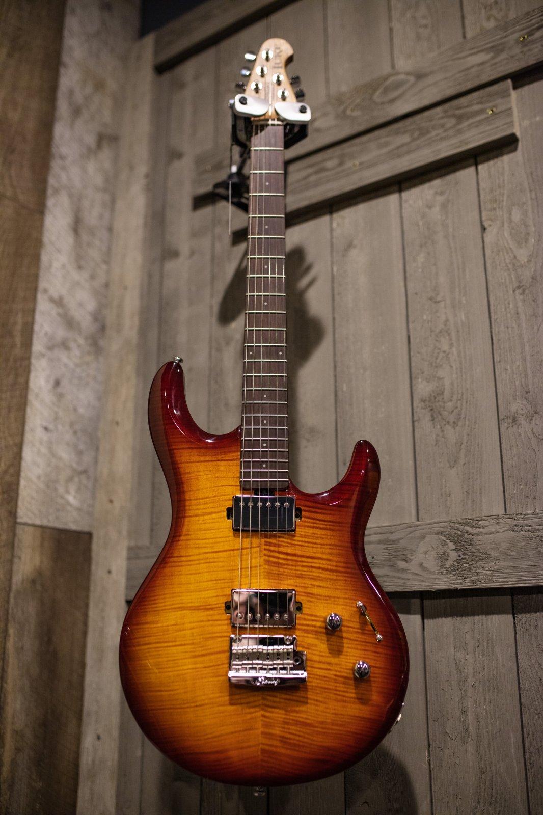 Sterling by MusicMan 6 String Music Man Luke HH Lk100 Electric Guitar