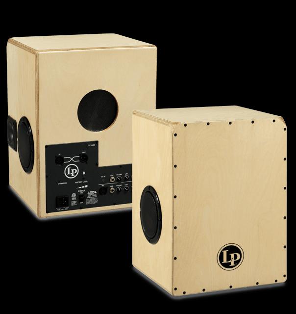 LP LP1440 Bluetooth Mix Cajon with 40W Rechargable Amplifier