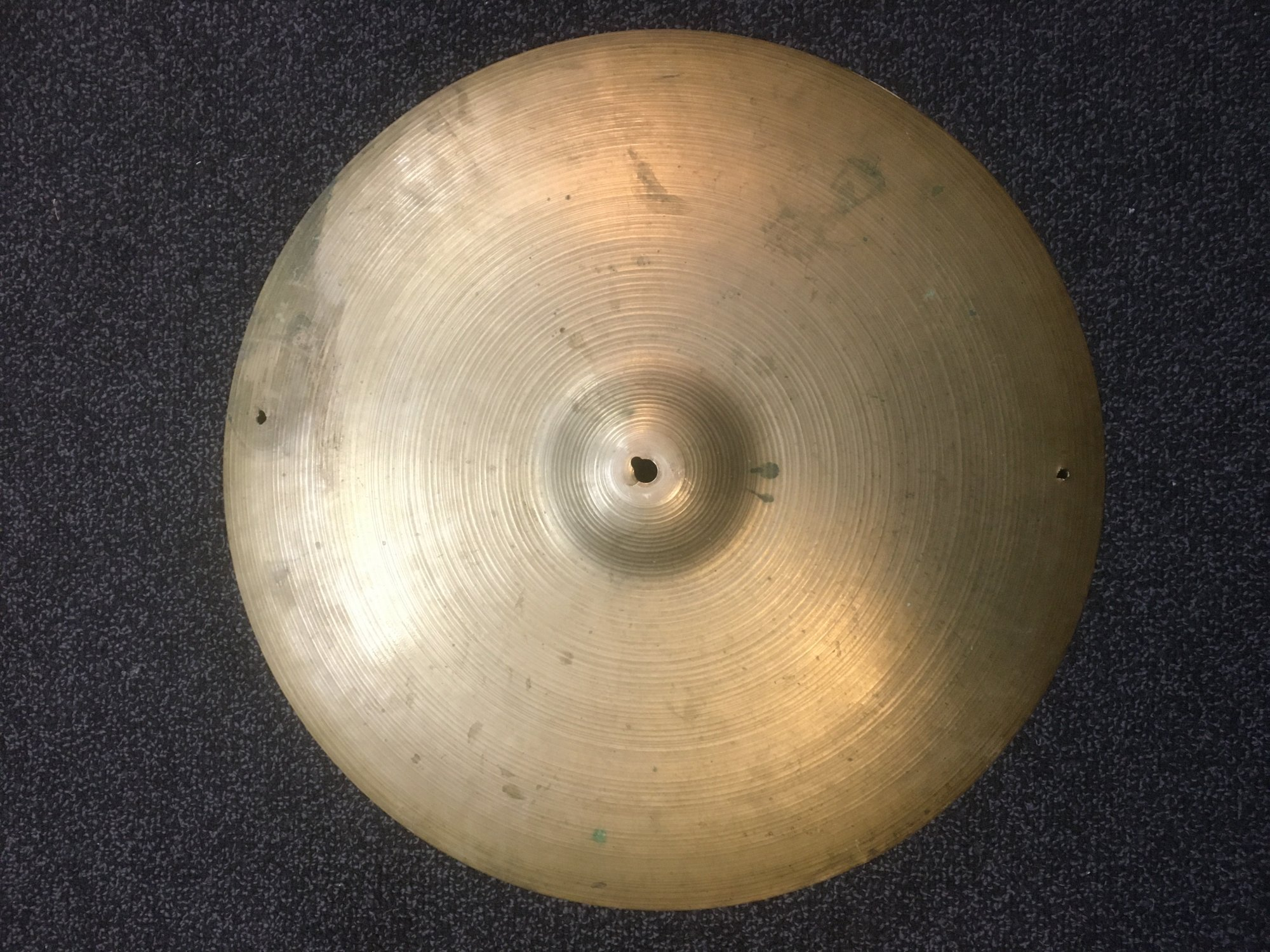 Zildjian 20 Cymbal-USED not sure what model