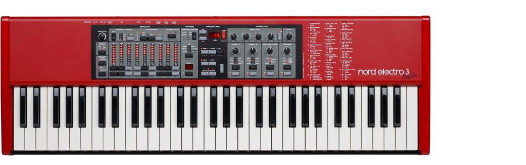 Nord Electro 3 61-Key Virtual Electromechanical Piano