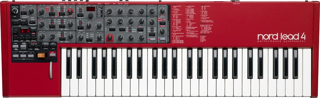 Nord Lead 4 Performance Synthesizer