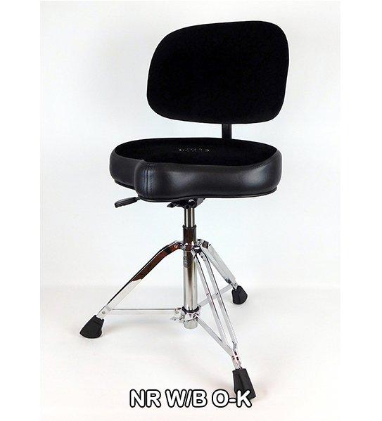 Rok-N-Sok NR W/B O-K Nitro Rider Throne with Back