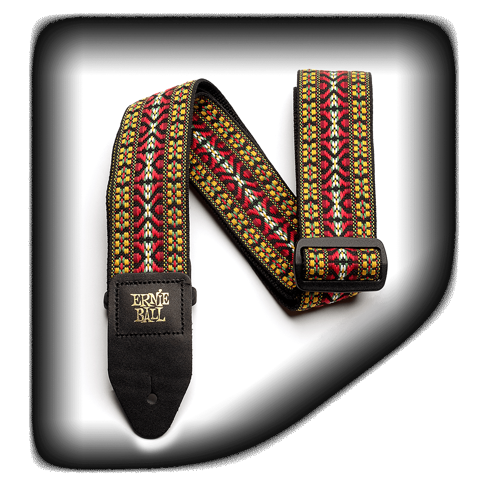 Ernie Ball 4092 California Weave Jacquard Guitar Strap