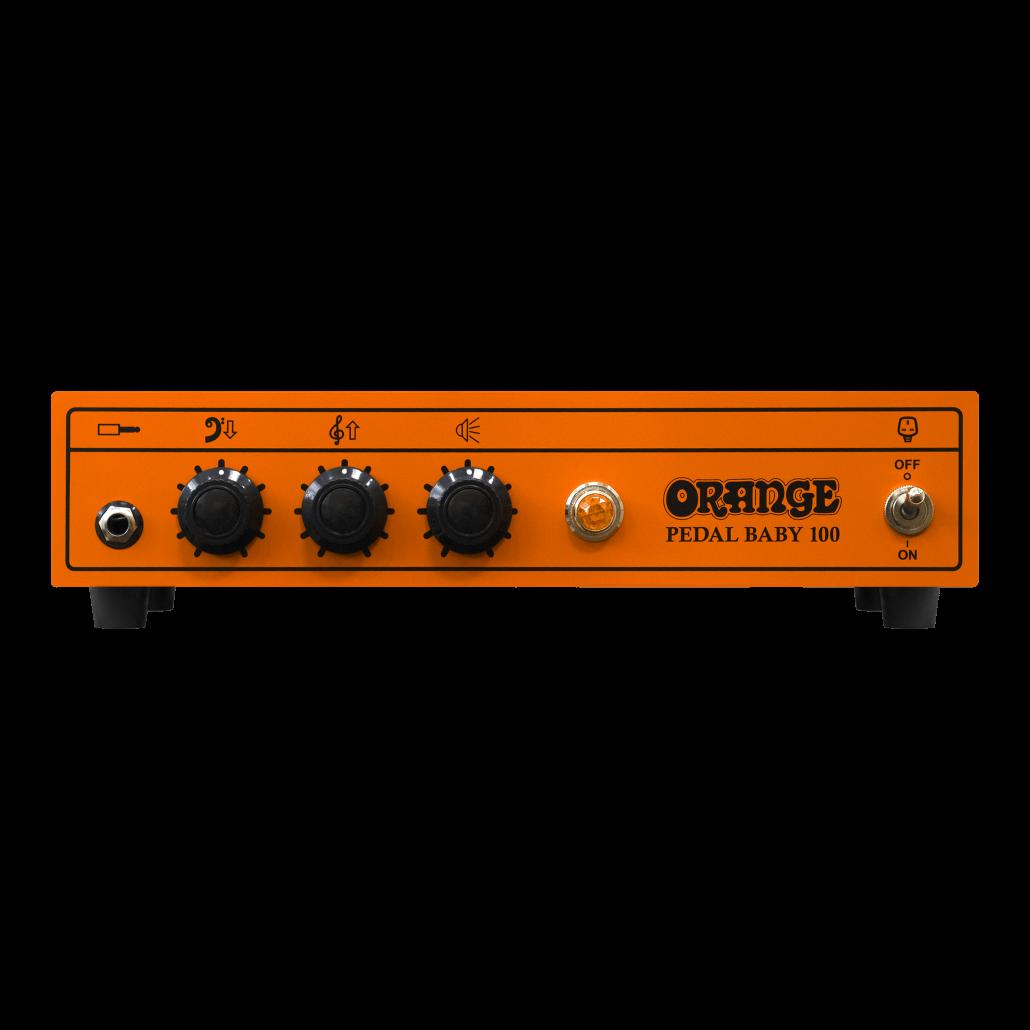 Orange Amps Pedal Baby 100 Guitar Power Amp