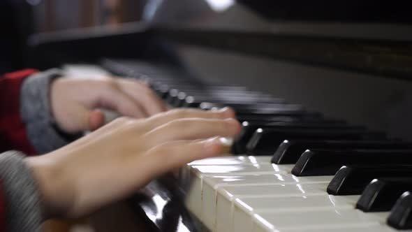 Piano Lesson- 30 Minutes