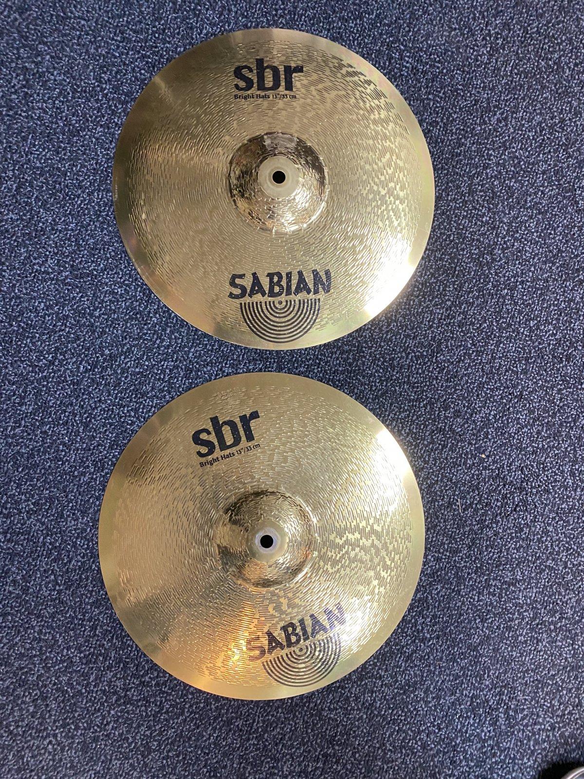 Sabian SBR1302 13 SBR High Hat