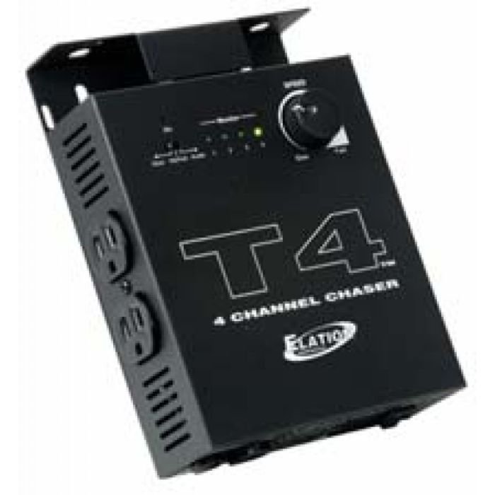 Elation T4 4-Channel Chase Controller