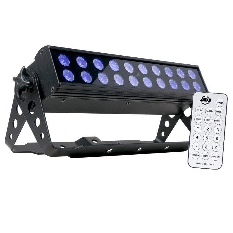 ADJ American DJ UVL762 UV LED BAR20 IR - OPEN BOX SPECIAL!