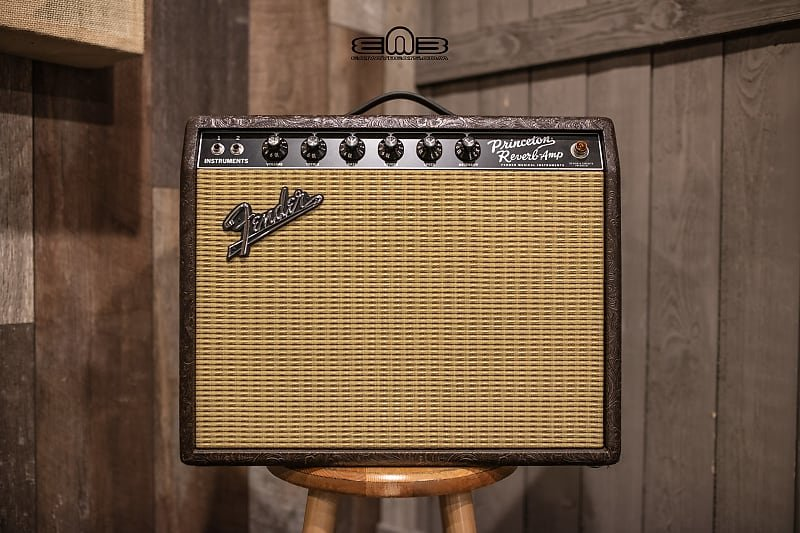 Fender '65 Princeton Reverb Western Guitar Amp