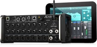 Behringer XR18 18-Channel 12-Bus Mixer for iPad, PC, Mac
