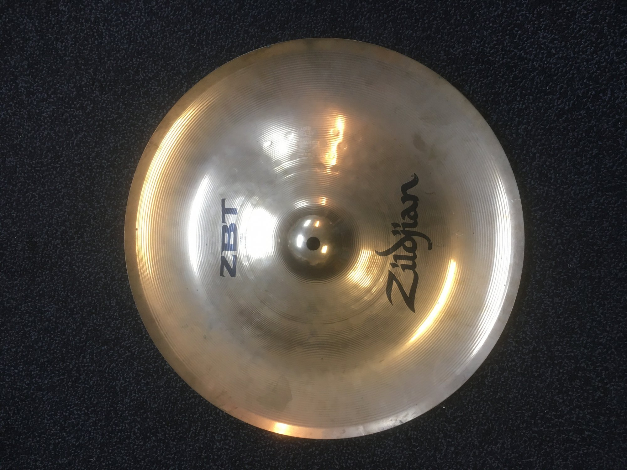 Zildjian ZBT16 16 ZBT China - USED