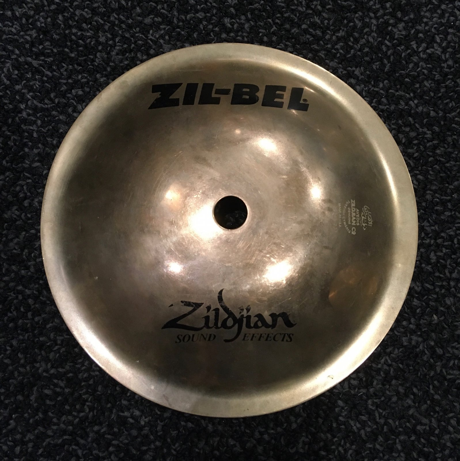 Zildjian Zil-Bel 6 Effects Cymbal - Used