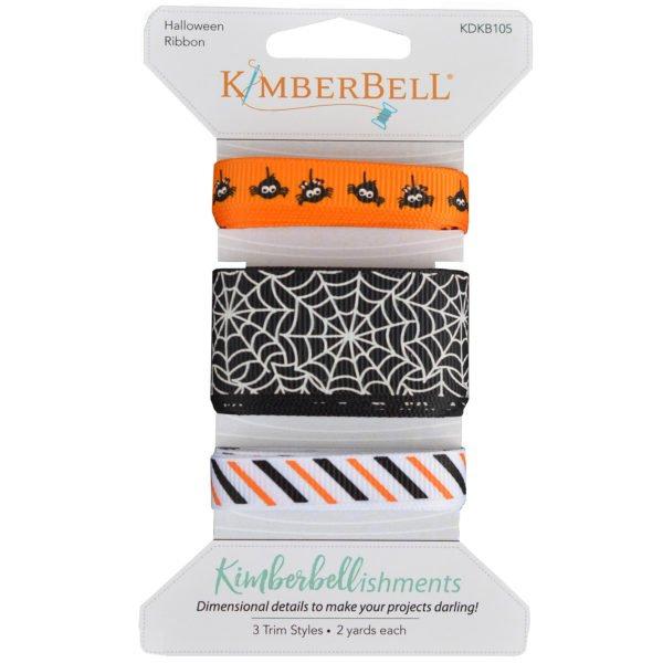 KimberBellishments Halloween Ribbon Set