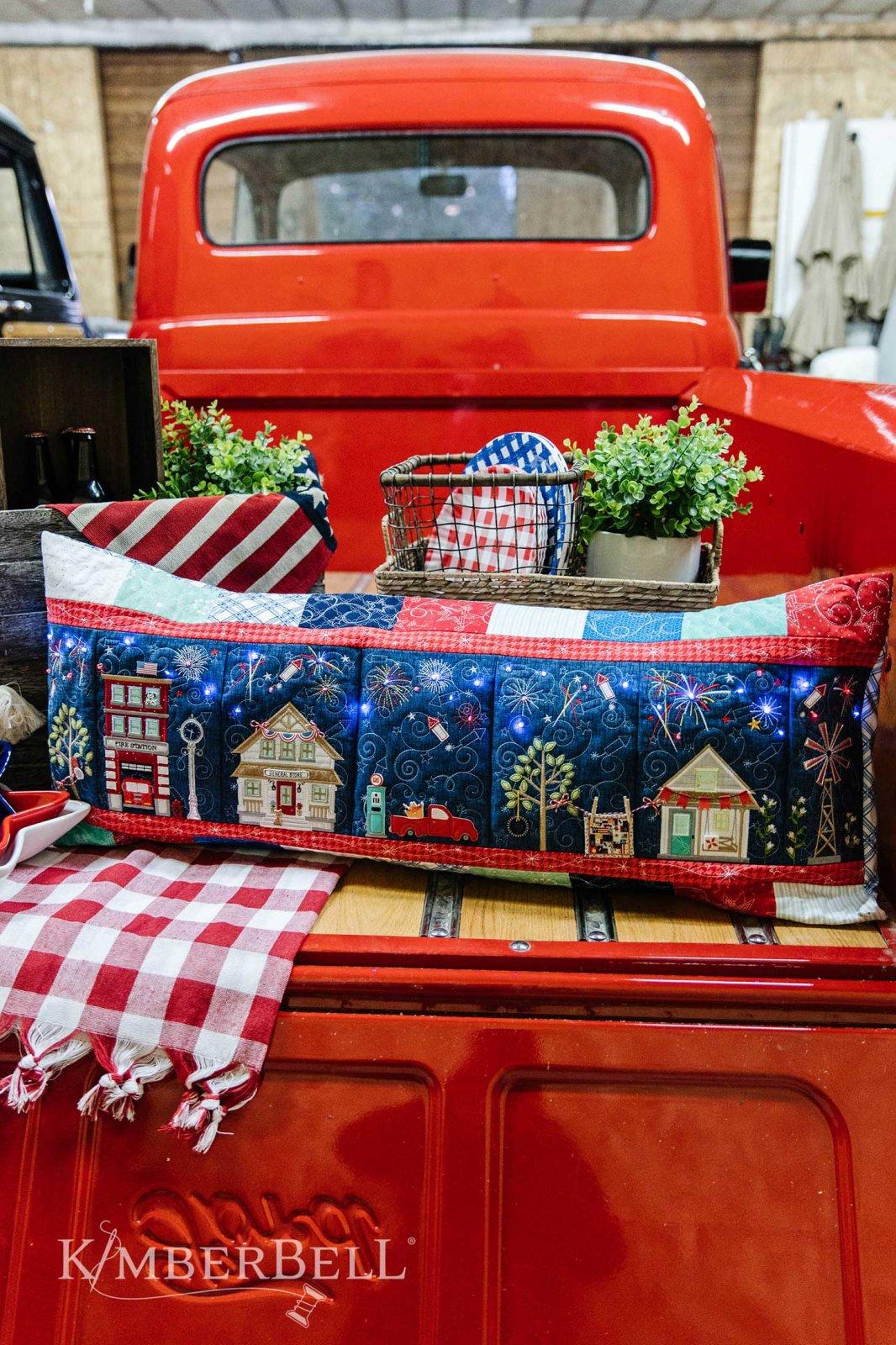 Main Street Bench Pillow Kit