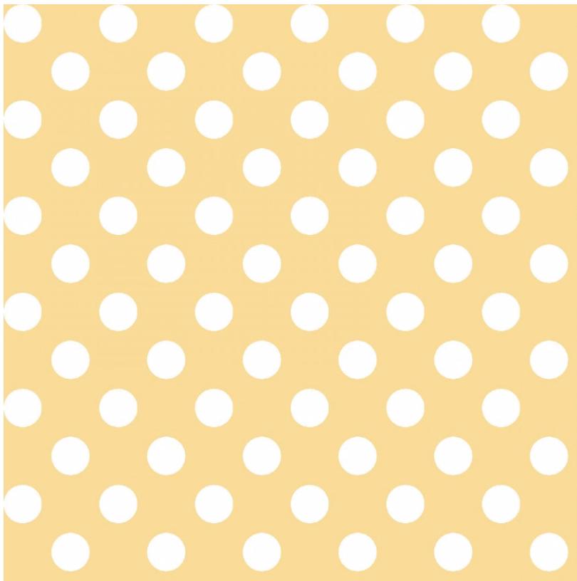 Kimberbell Basics- Yellow