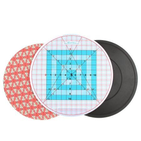 Round-About Turntable, Mat and Ironing Board Set