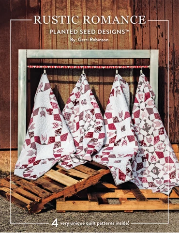 Rustic Romance: Planted Seed Designs