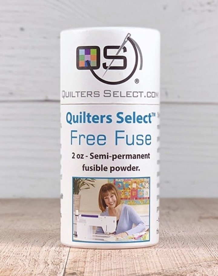 Quilter's Select Free Fuse Powder