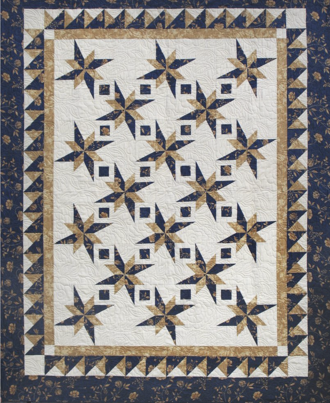 New Year's Star Pattern