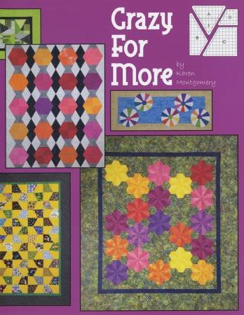 Crazy For More Pattern Book