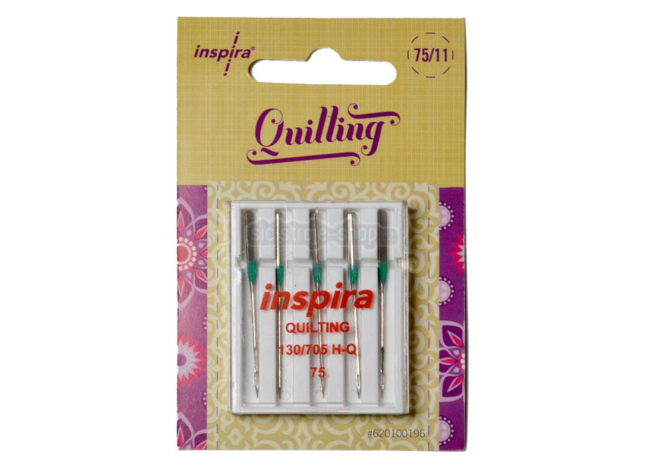 Quilting Needles size 75/11-5 pack - Inspira