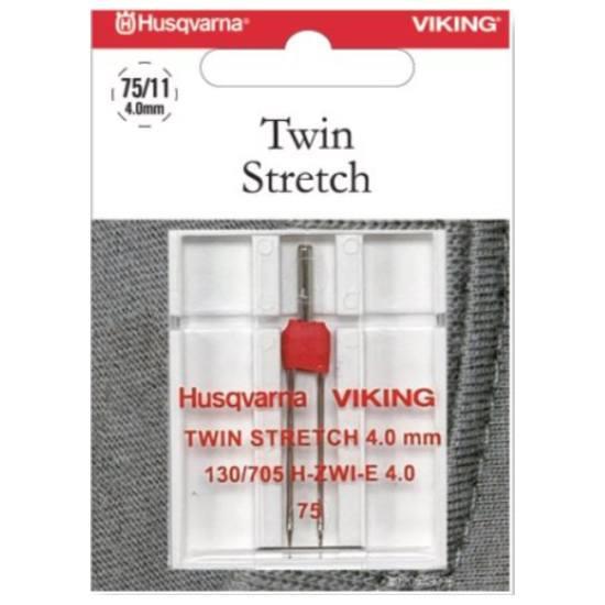 HV Twin Stretch 4.0 mm Needle size 75/11