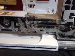 Sewing Machine Cleaning (Computerized)