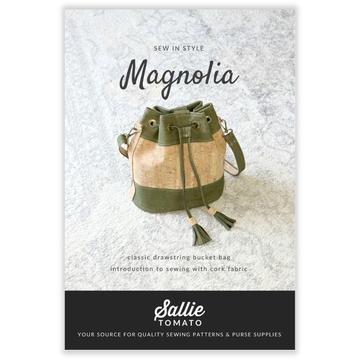 Sallie Tomato Magnolia Paper Pattern