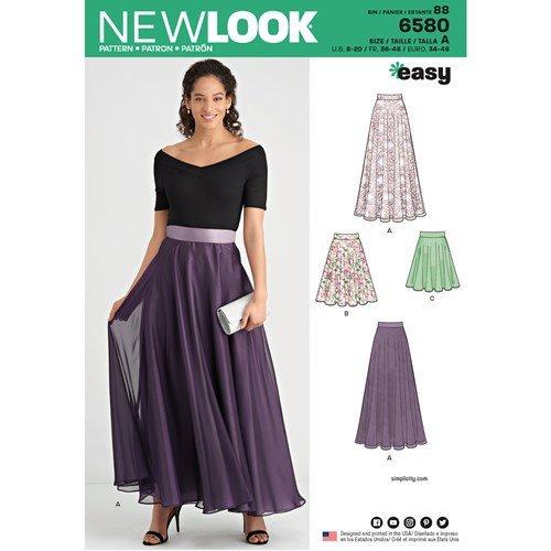 NewLook Skirt Pattern H0174