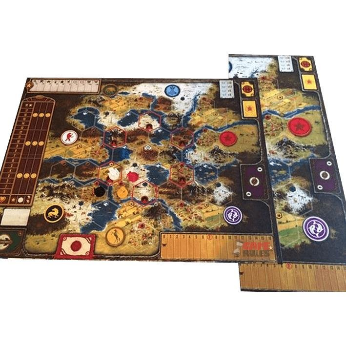 Scythe: Game Board Extension