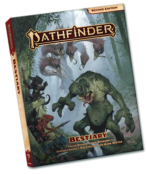 Bestiary (Pocket Edition) Pathfinder RPG P2