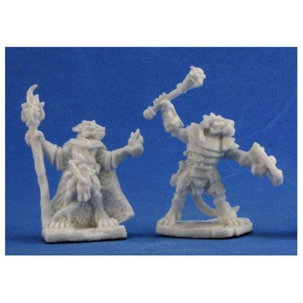 Bones: Kobold Leaders (2)