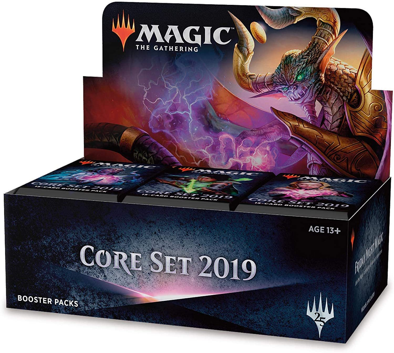 MTG Core Set 2019 Draft Booster Box