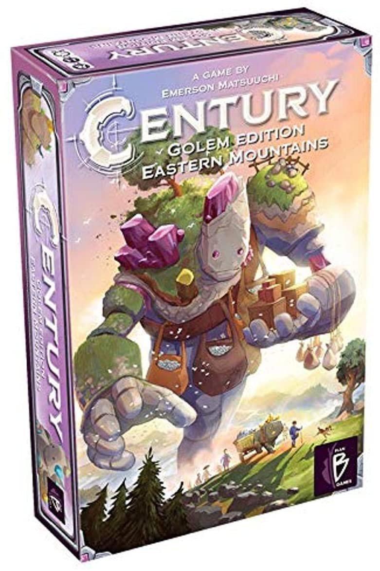CENTURY GOLEM: EASTERN MOUNTAINS