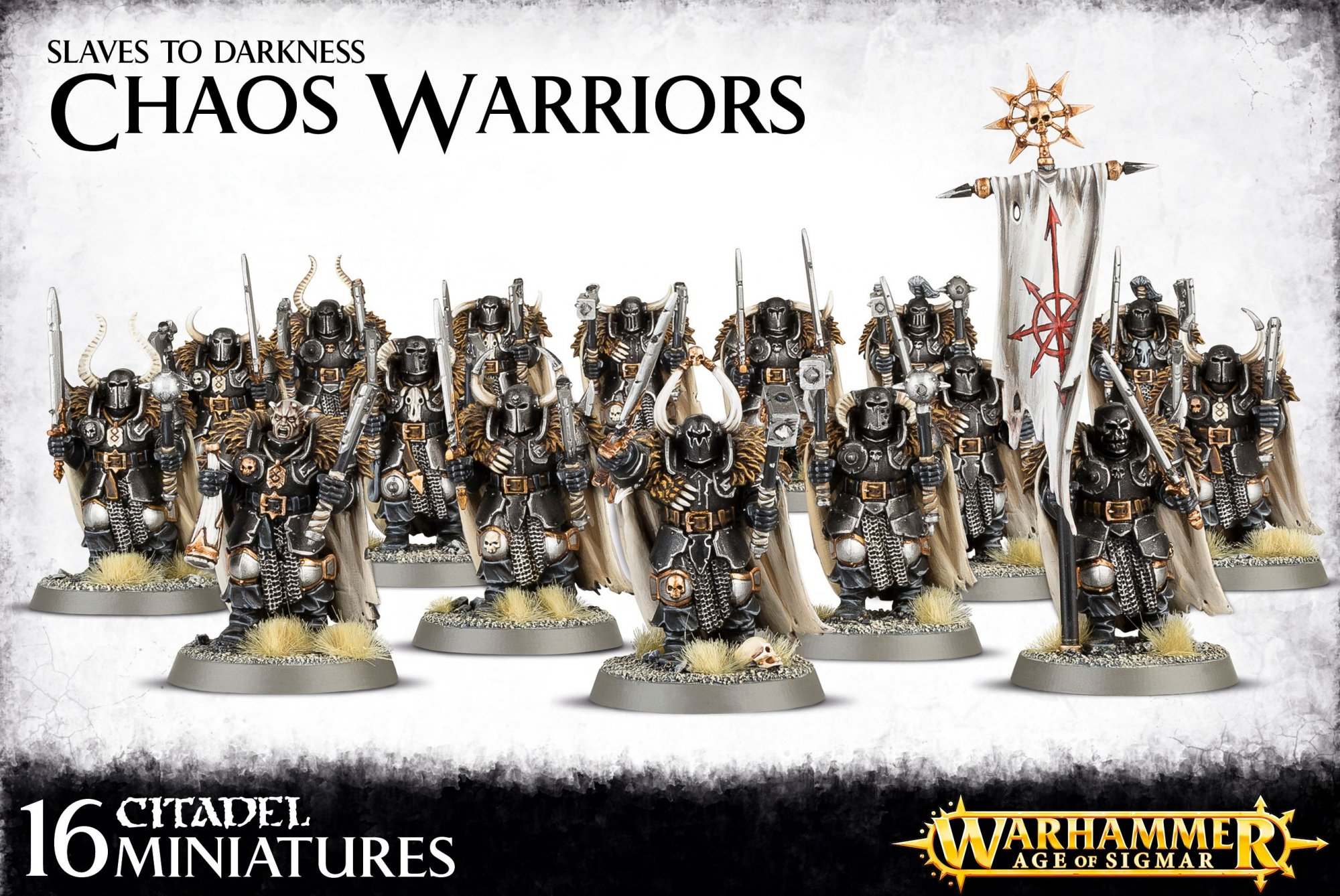 Chaos Warriors Age of Sigmar