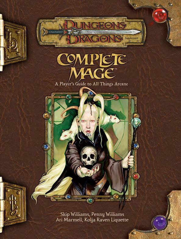 Complete Mage - D&D 3.5 Edition