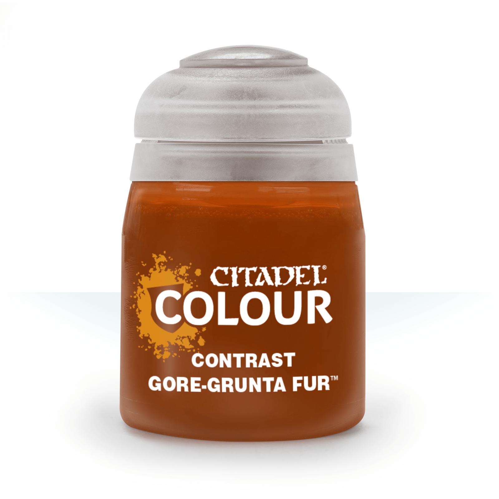Gore-Grunta Fur Citadel Contrast Paint