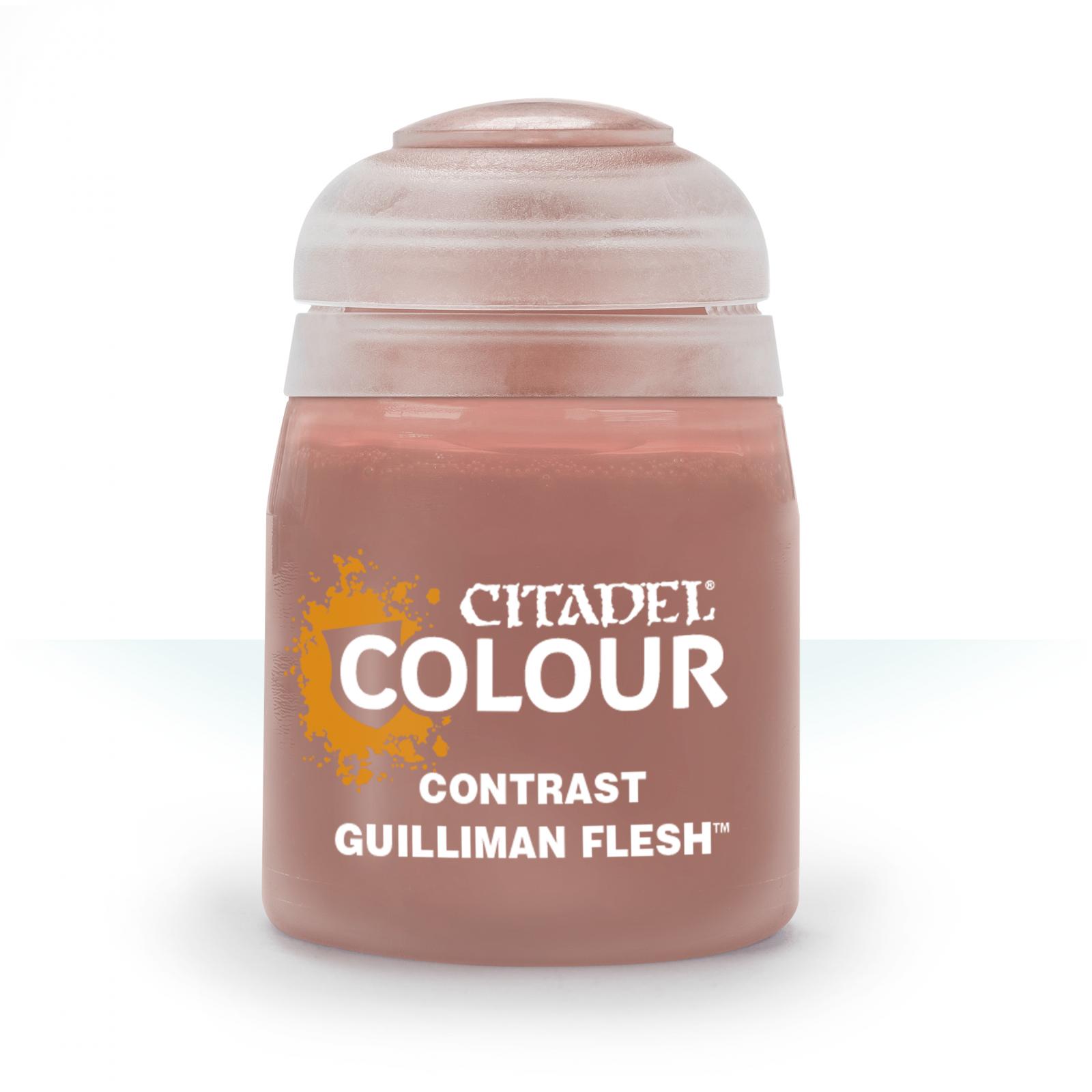 Guilliman Flesh Citadels Contrast Paint