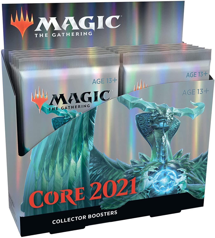 MTG Core Set 2021 Collector Booster Box