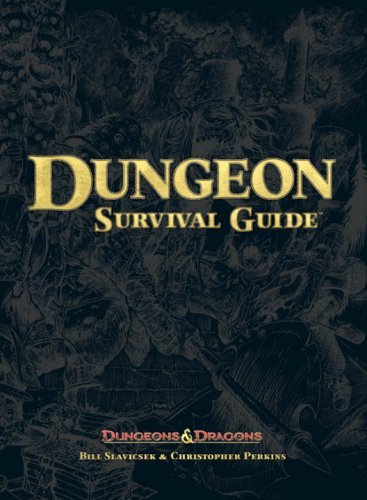 D&D: Dungeon Survival Guide