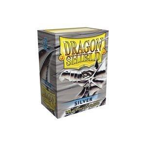 Dragon Shields: (100) Silver