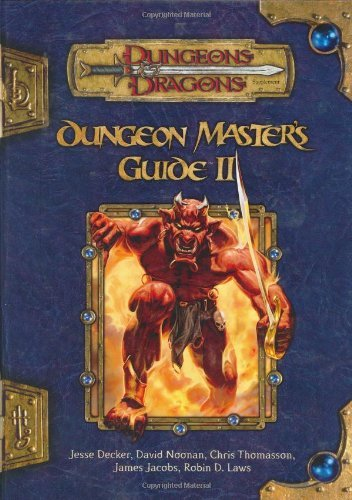 Dungeon Masters Guide II - D&D 3.5 Edition