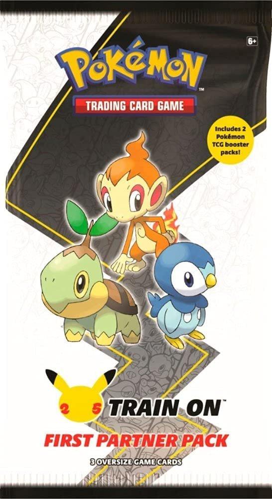 First Partner Pack (Sinnoh) Pokemon TCG