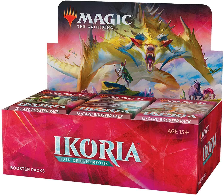 MTG Ikoria 36 Pack Draft Booster Box