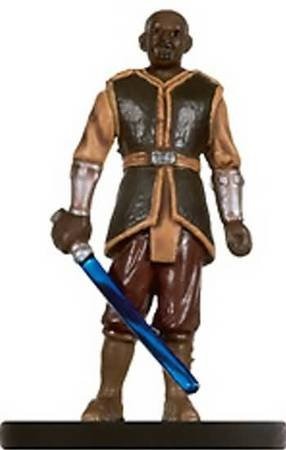 Jolee Bindo #43 Knights of the Old Republic Star Wars Miniatures Very Rare (Without Card)