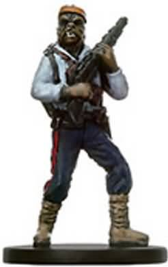 Klatooinian Hunter -3 pack - Star Wars Miniatures Bounty Hunters #38 - copy
